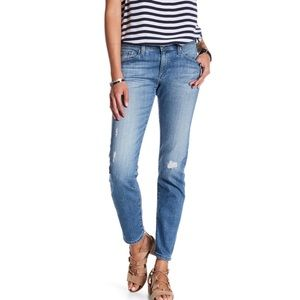 "AG ""The Nolan"" petite relaxed jeans"